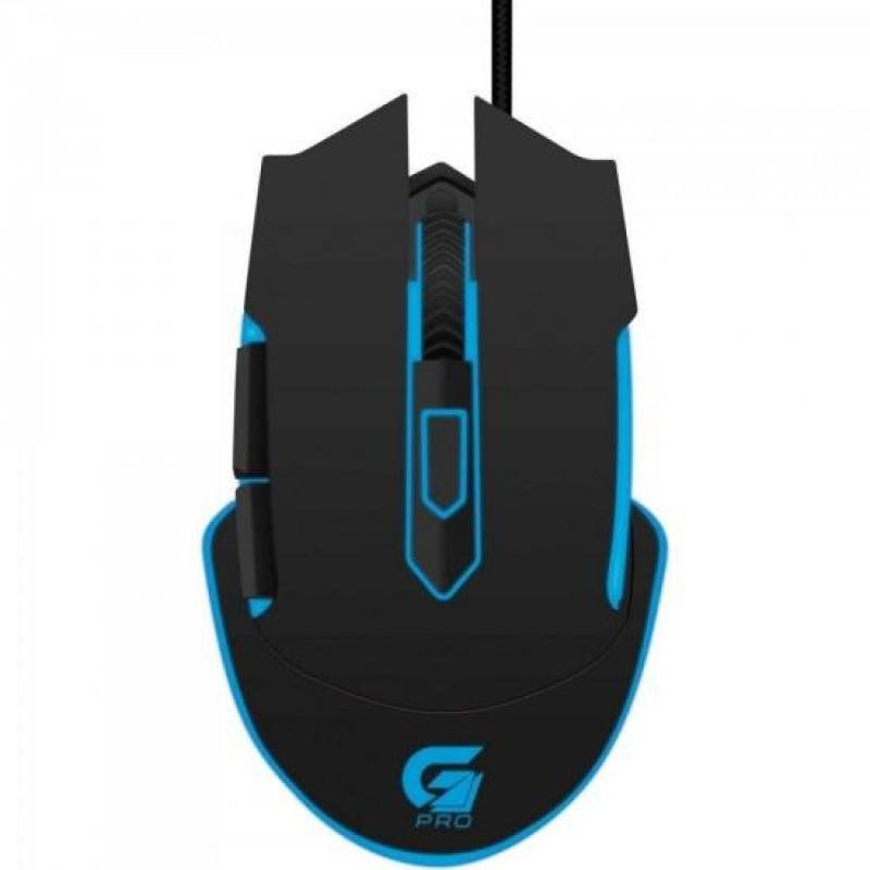 b5bb054d05b Mouse Fortrek Gamer PRO M5 RGB 4800DPI - Umpoukodetudo