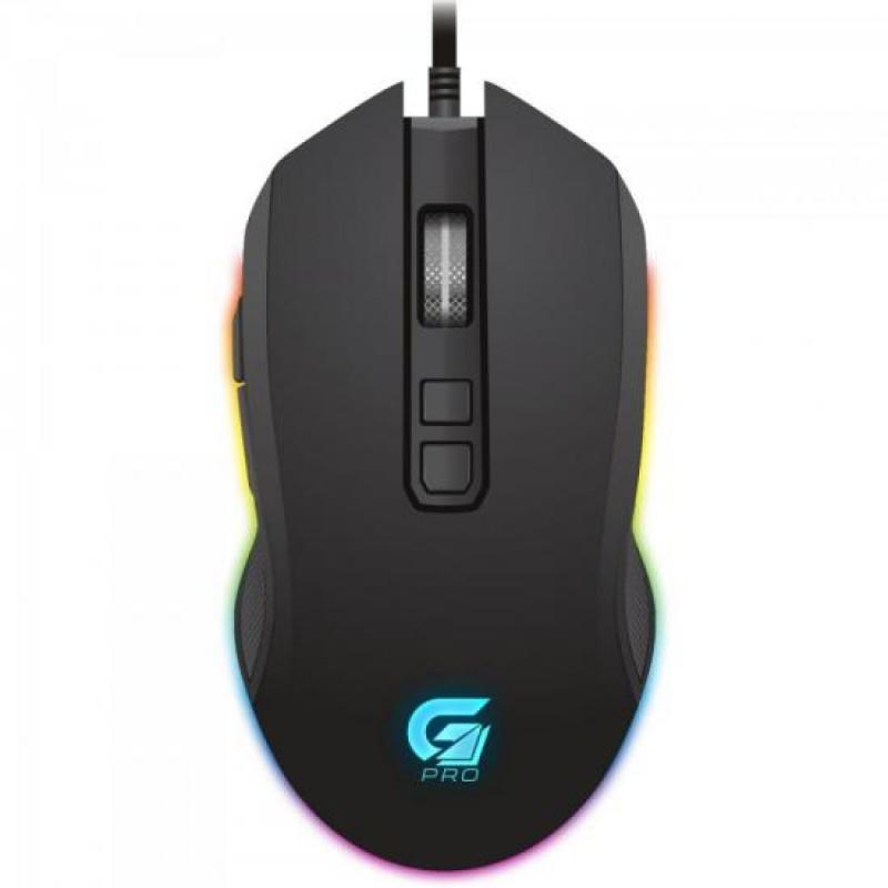 f5ab2c12617 Mouse Fortrek Gamer PRO M3 RGB 4800DPI - Umpoukodetudo