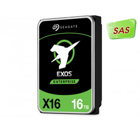 HD Seagate Enterprise ST16000NM002G 16TB 7200RPM 256MB SAS 12GB/S