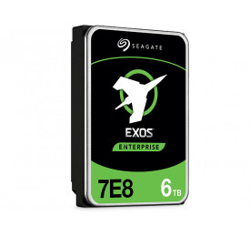 HD Seagate Enterprise ST6000NM002A 6TB 7200RPM 256MB SATA 6GB/S