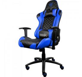 Cadeira THUNDERX3 Gamer TGC12 Preta/Azul