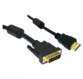 Cabo HDMI x DVI-I com Filtro 2M CBHD0002 Preto STORM