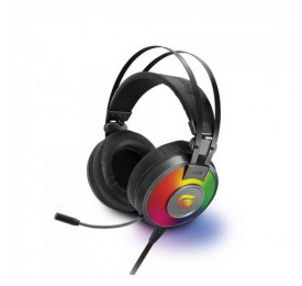 Headset Fortrek Gamer RGB G Pro H3 Cinza