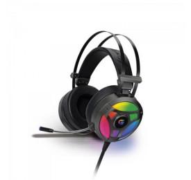 Headset Fortrek Gamer RGB G Pro H1+ 7.1 Cinza