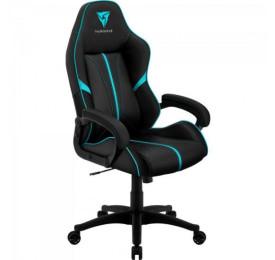 Cadeira Gamer THUNDERX3 BC-1 EN61867 Preta/Ciano