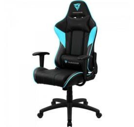 Cadeira Gamer THUNDERX3 EC3 Cyan