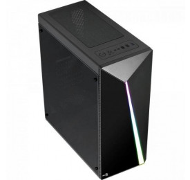 Gabinete AEROCOOL Gamer Mid Tower RGB Shard