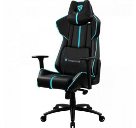 Cadeira THUNDERX3 Gamer BC7 Larger 200Kg Black Cyan