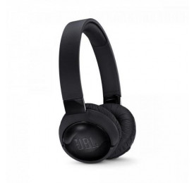 Fone de Ouvido JBL Bluetooth On Ear Tune 600 Preto