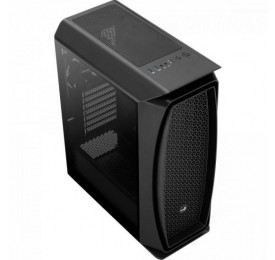 Gabinete Gamer AEROCOOL Mid Tower Aero One Preto