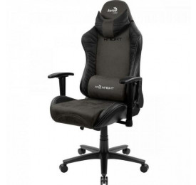 Cadeira Gamer AEROCOOL Knight Iron Black