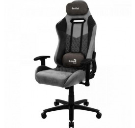 Cadeira Gamer AEROCOOL Duke Ash Black