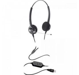 Headset FELITRON Biauricular Epko Compact
