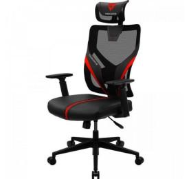 Cadeira THUNDERX3 Ergonomic Yama1 Preta/Vermelha