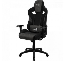 Cadeira Gamer Count Iron Black AEROCOOL