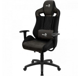 Cadeira Gamer Earl Iron Black AEROCOOL