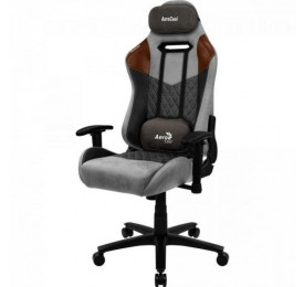 Cadeira Gamer AEROCOOL Duke Tan Grey