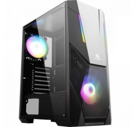 Gabinete Fortrek Gamer Black Hawk RGB