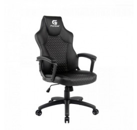 Cadeira Gamer FORTREK Holt até 120kg Preta