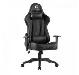 Cadeira Gamer FORTREK Cruiser Preta até 135kg