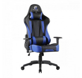 Cadeira Gamer FORTREK Cruiser Preta/Azul
