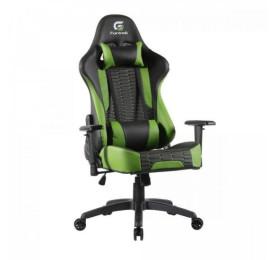 Cadeira Gamer FORTREK Cruiser Preta/Verde