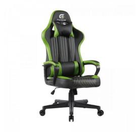 Cadeira Gamer FORTREK Vickers Preta/Verde