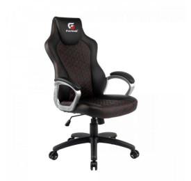 Cadeira Gamer FORTREK Blackfire Preta/Vermelha