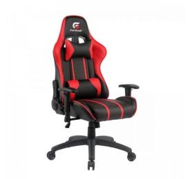Cadeira Gamer FORTREK Black Hawk Preta/Vermelha