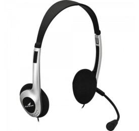 Headset Fortrek HBL-101 Prata/Preto