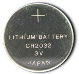 Bateria p/ Placa Mãe CR2032