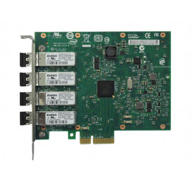 PLACA DE REDE SERVER INTEL PCI-EX X4 CHIP 82580 QUAD PORT 1GBIT