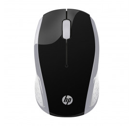 Mouse HP Sem Fio X200 Oman Cinza