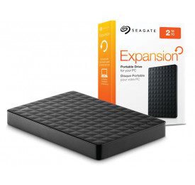 HD Externo Seagate Expansion 2TB STEA2000400 USB 3.0