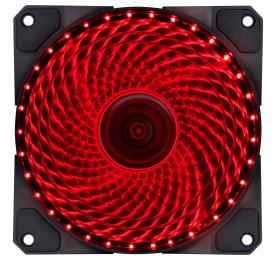 Cooler Gabinete VINIK VX Gaming V.LUMI 33 Pontos de LED Vermelho 120mm VLUMI33R