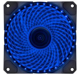 Cooler Gabinete VINIK VX Gaming V.LUMI 33 Pontos de LED Azul 120mm VLUMI33B