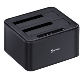 "Duplicador de HD Docking Station 2.5"" E 3.5"", USB 3.0 para SATA DP35-A30B"