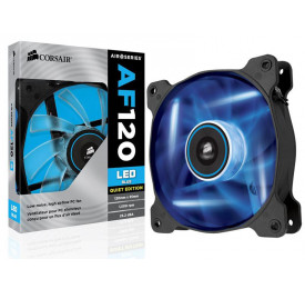 Cooler Gabinete Corsair AF120 120MM Quiet Edition Led Azul CO-9050015-BLED