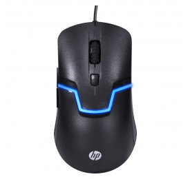 Mouse HP Gamer M100S Black 3200DPI