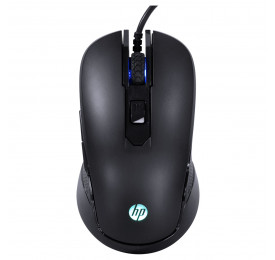Mouse HP Gamer M200 Black 2400DPI
