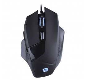 Mouse HP Gamer G200 Black - Sensor Avago A3050 4000DPI