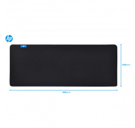 Mouse Pad HP Gamer MP9040 Black Extra Grande 900x350mm