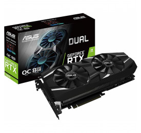 Placa de Video ASUS RTX 2080 8GB GDDR6 DUAL-RTX2080-O8G