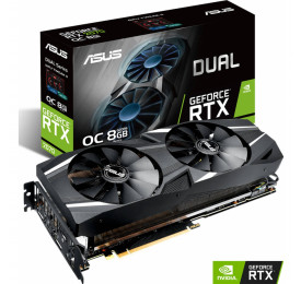Placa de Video ASUS RTX 2070 Dual 8GB GDDR6 DUAL-RTX2070-8G