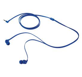 Fone de Ouvido Intra-auricular H100 Azul