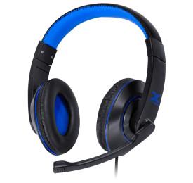 Headset Gamer VINIK VX GAMING V BLADE II GH202 USB Preto/Azul