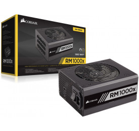 Fonte Corsair RMX 1000W CP-9020094-WW Modular 80 Plus Gold