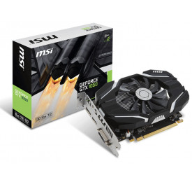Placa de Video Geforce MSI GTX 1050 OC 2GB DDR5 912-V809-2286