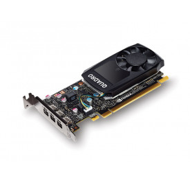 Placa de Video PNY Quadro P400 2GB DDR5 VCQP400-PORPB