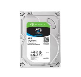 HD Seagate SkyHawk ST3000VX010 3TB 64MB 24X7 SATA 6GB/s